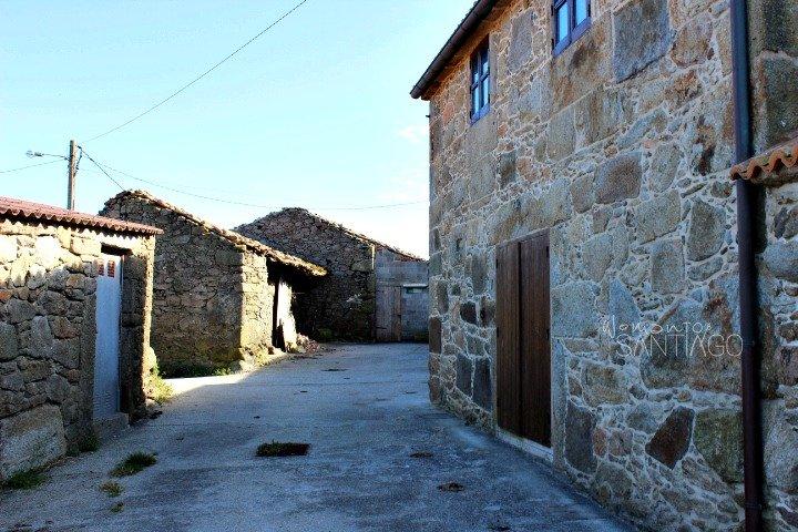 foto de pueblo del camino