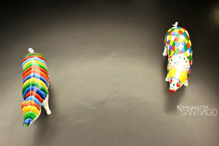 foto de esculturas