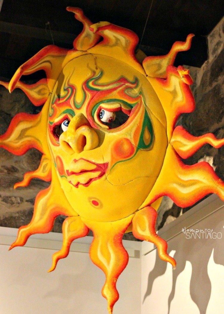 foto de sol
