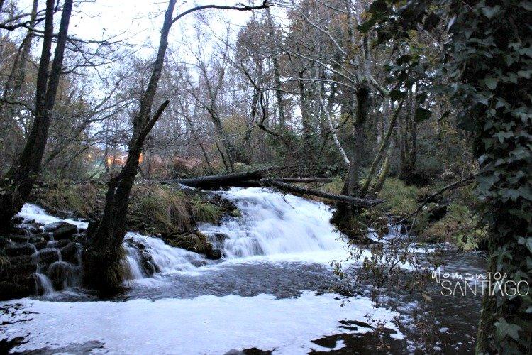 foto de cascada