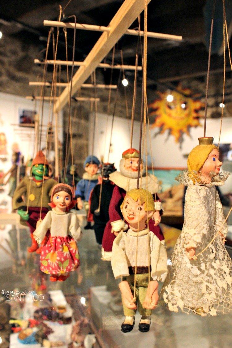 foto de marionetas