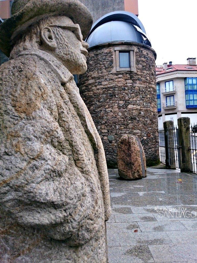 foto de escultura
