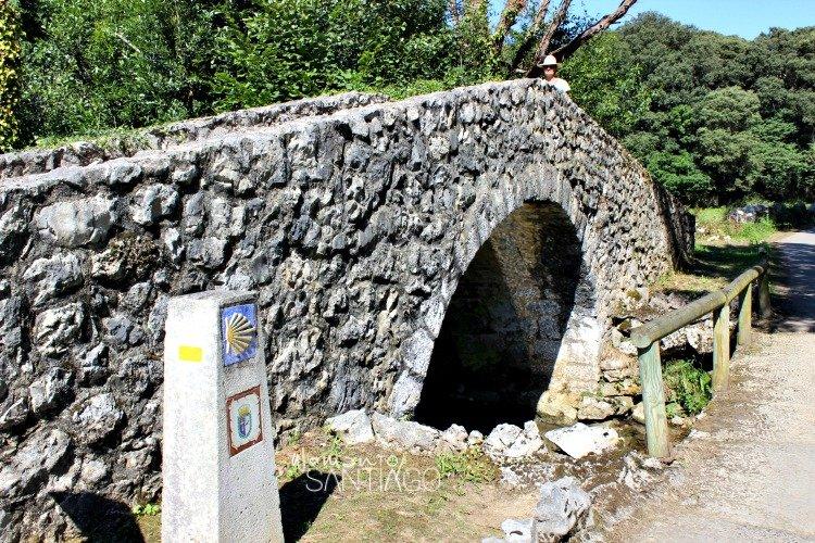 foto del puente romano