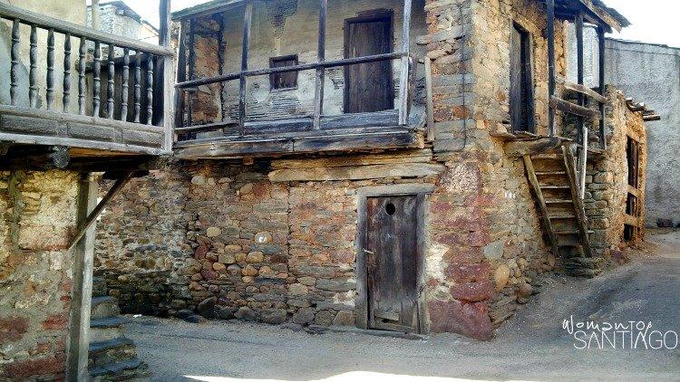 foto de casa de aldea
