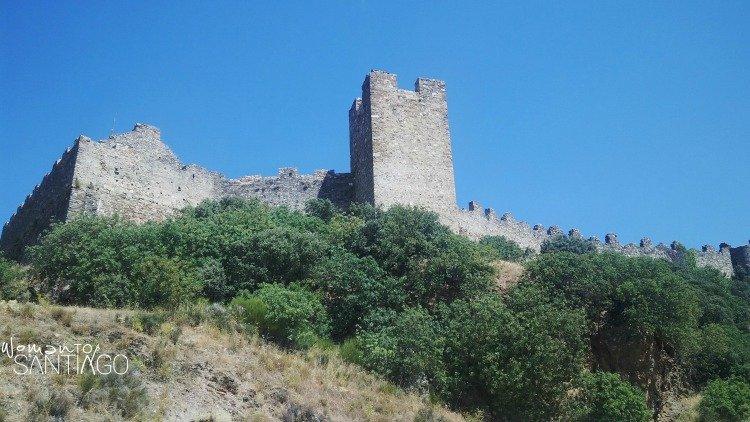 foto del castillo de Cornatel