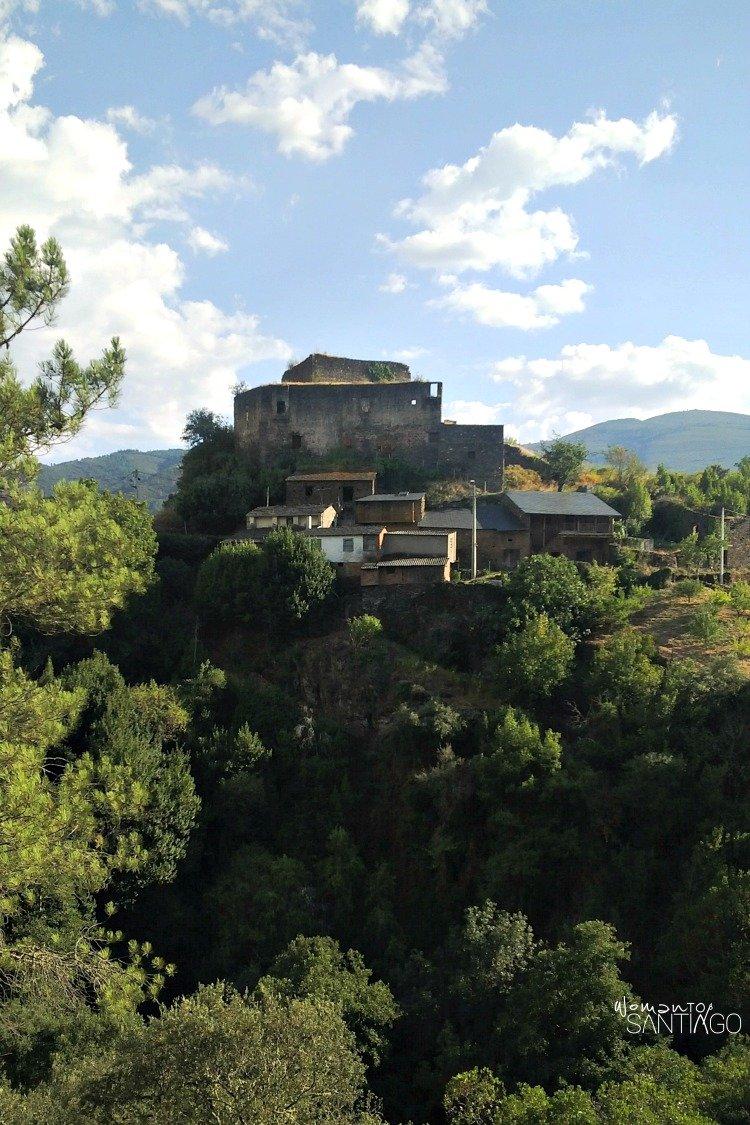 foto del Castillo de Novais