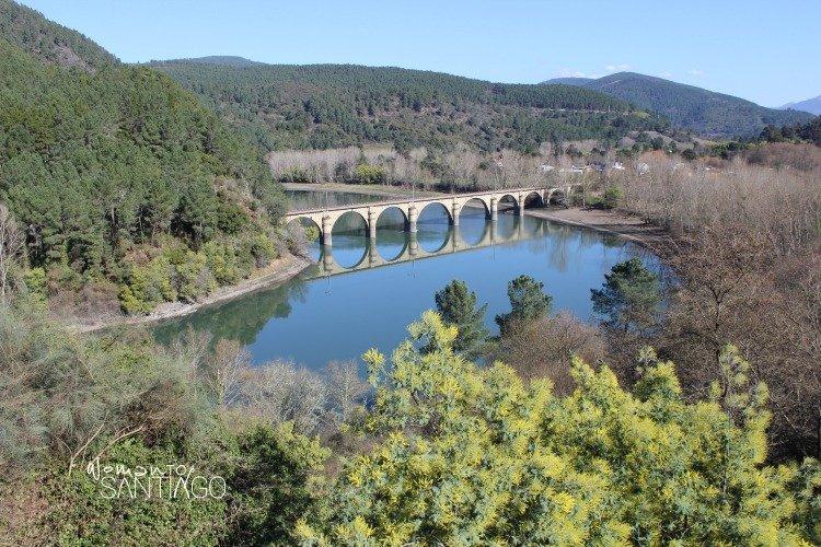 foto del puente de San Clodio