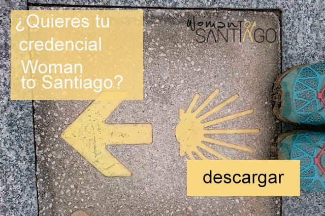 credencial woman to santiago