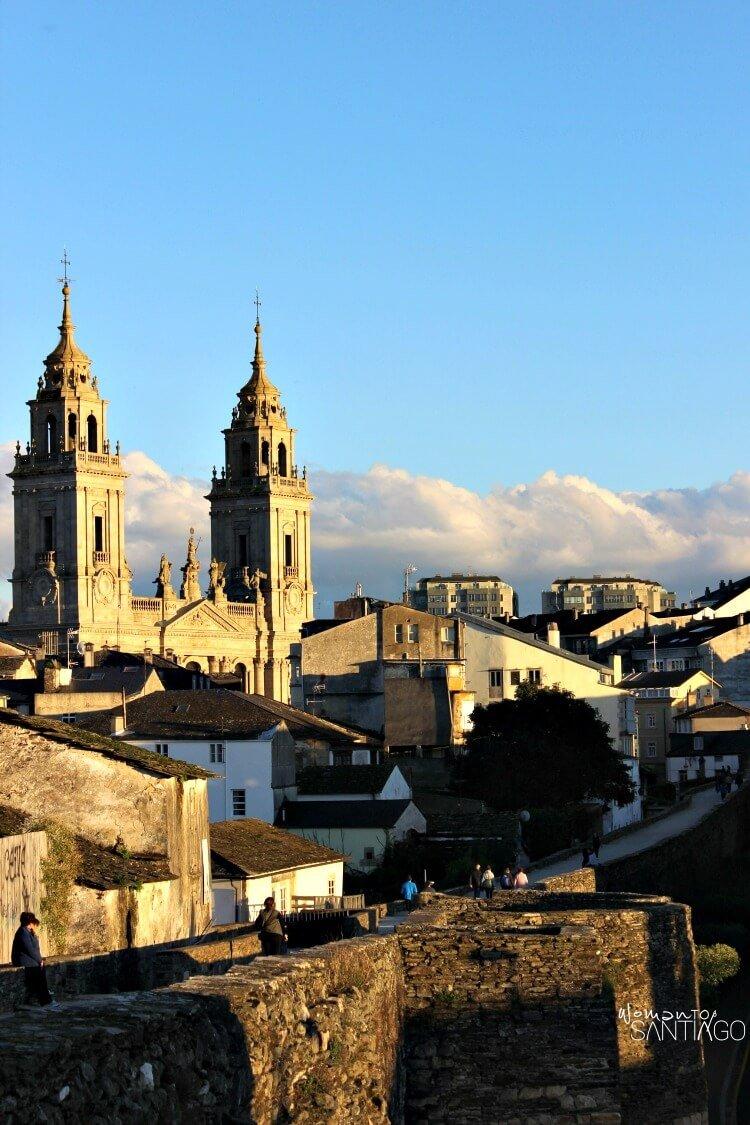 foto de la catedral de Lugo