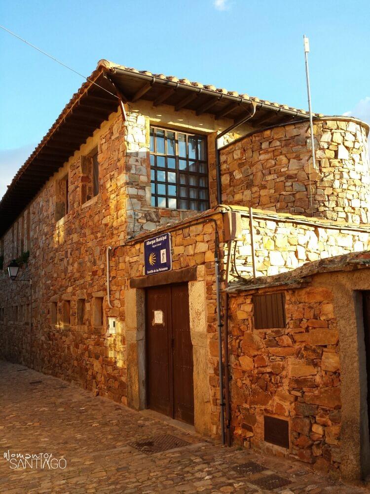 casa de piedra tradicional