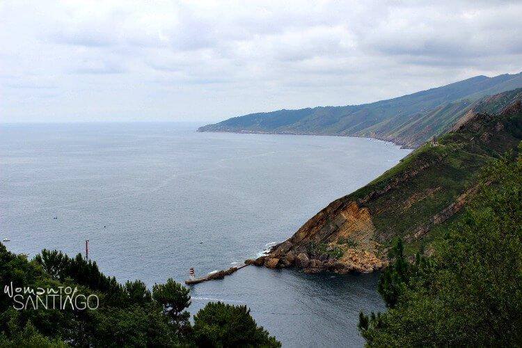 foto de la costa cantabrica