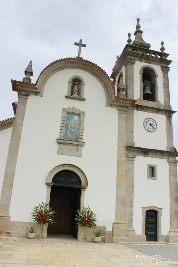 Iglesia de Santiago de Castelo do Neiva