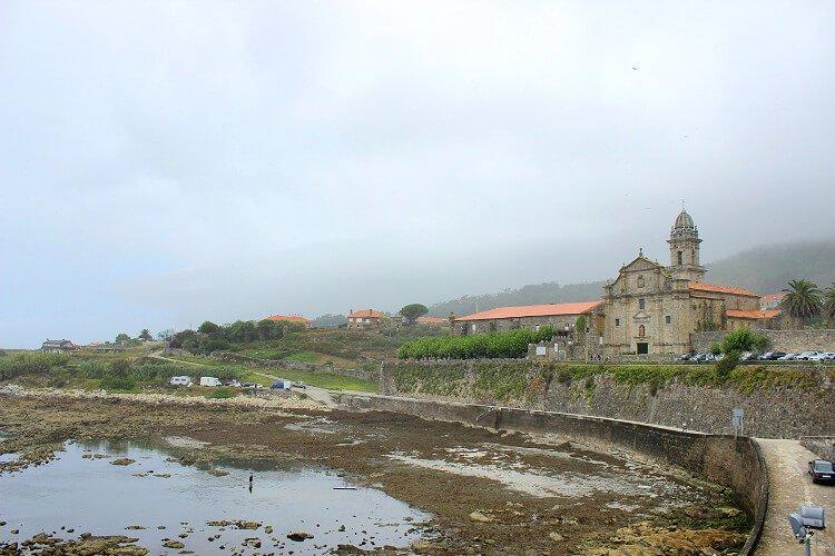 foto del monasterio de oia