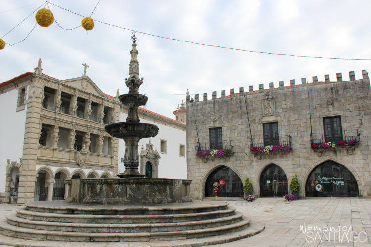 Plaza de Viana do Castelo