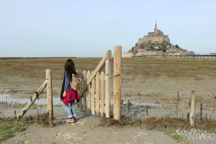 Vistas del Monte de Saint-Michel