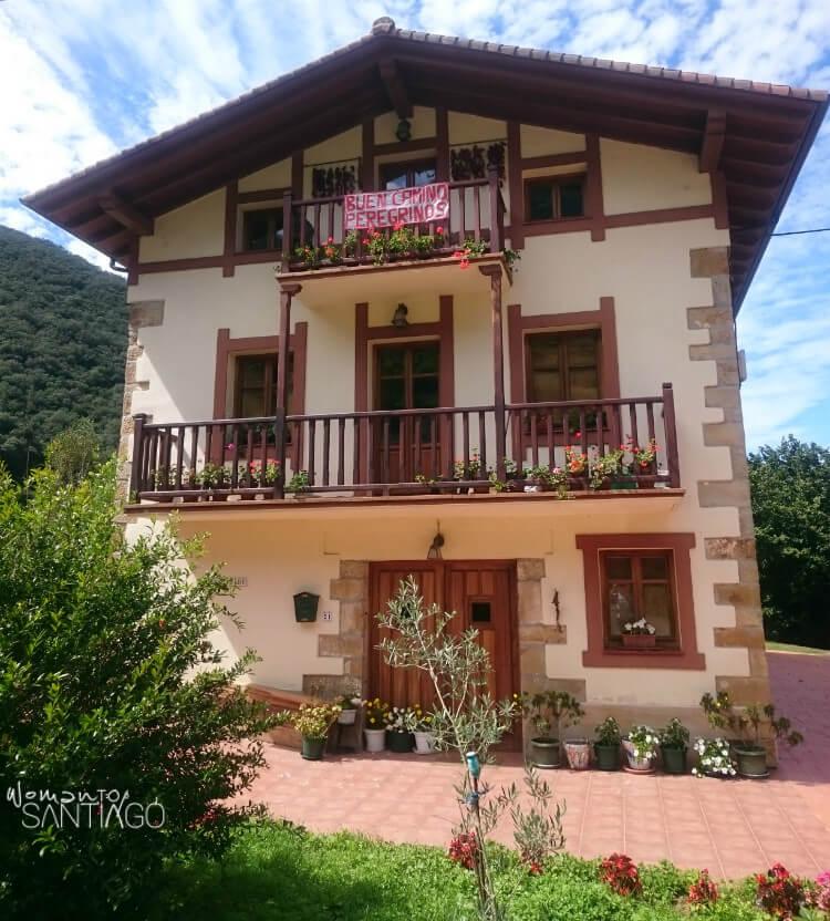 casa tradicional cántabra