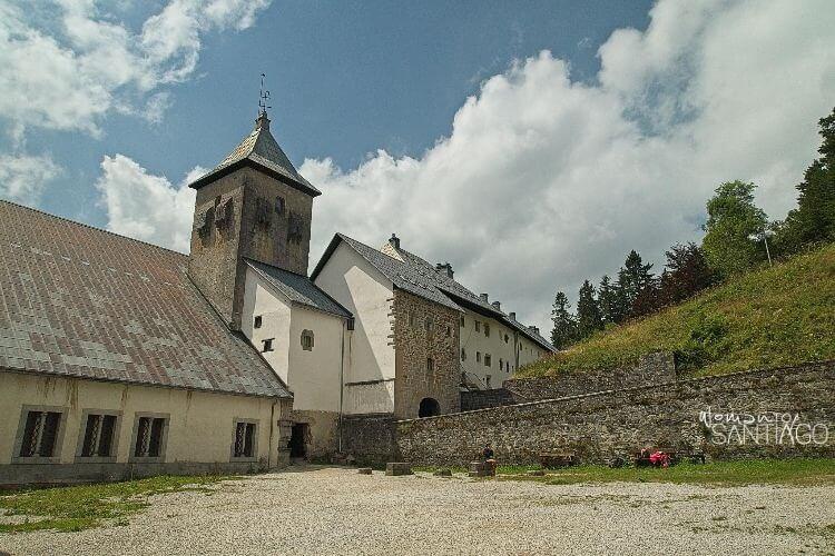 Albergue de peregrinos de Roncesvalles