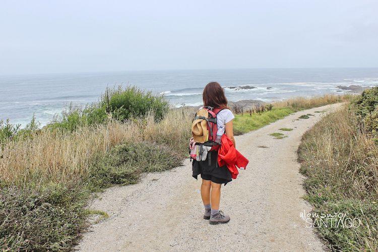 Senda del Camino Portugués de la Costa