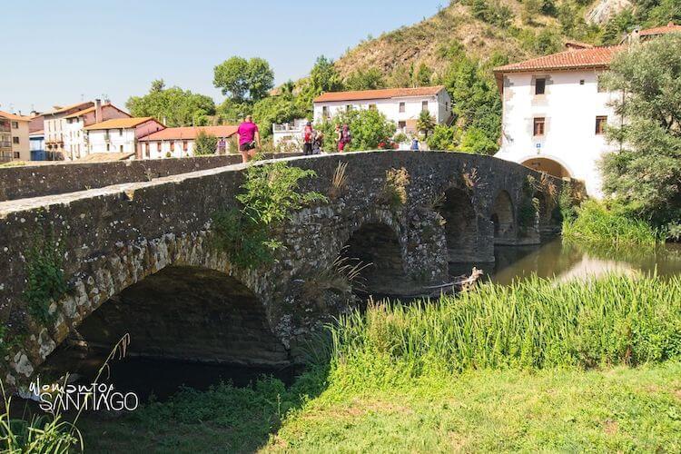 Puente de la Trinidad de Arre