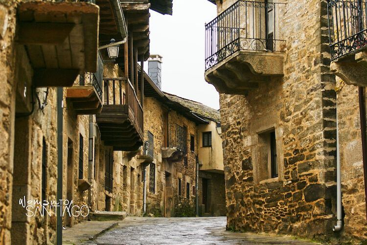 Casas de piedra antiguas