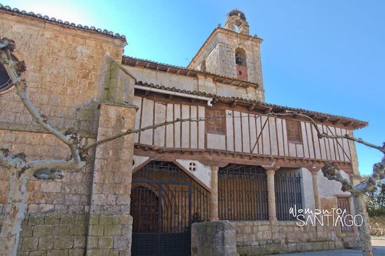Iglesia de San Pedro Apóstol en Itero de la Vega