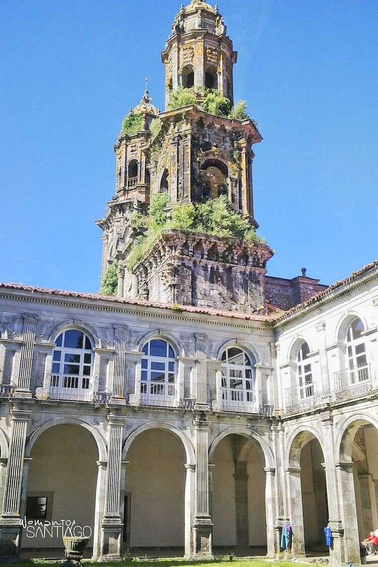 Albergue del Monasterio de Sobrado dos Monxes