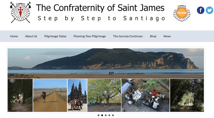 pantallazo The Confraternity os Saint James