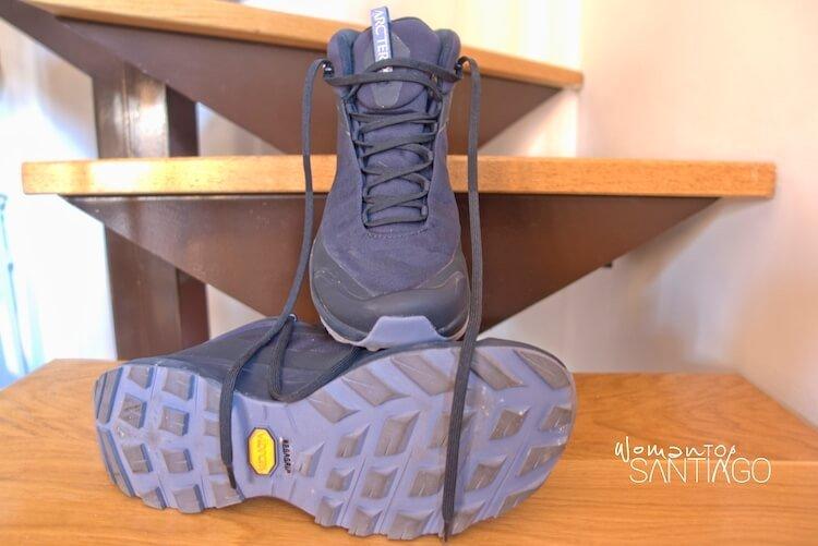 zapatillas Camino de Santiago