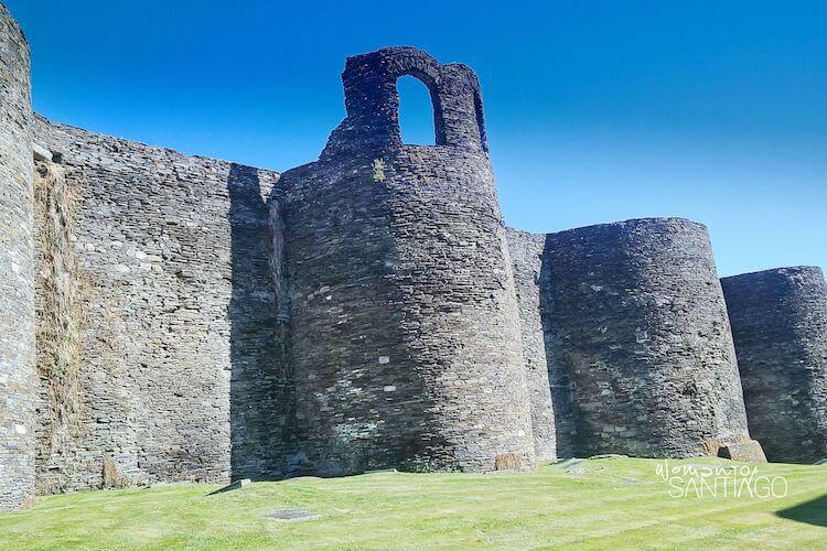 Muralla romana de la ciudad de Lugo