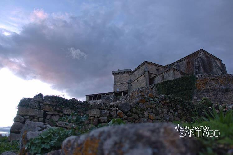 Castillo de Monterrey en Verín