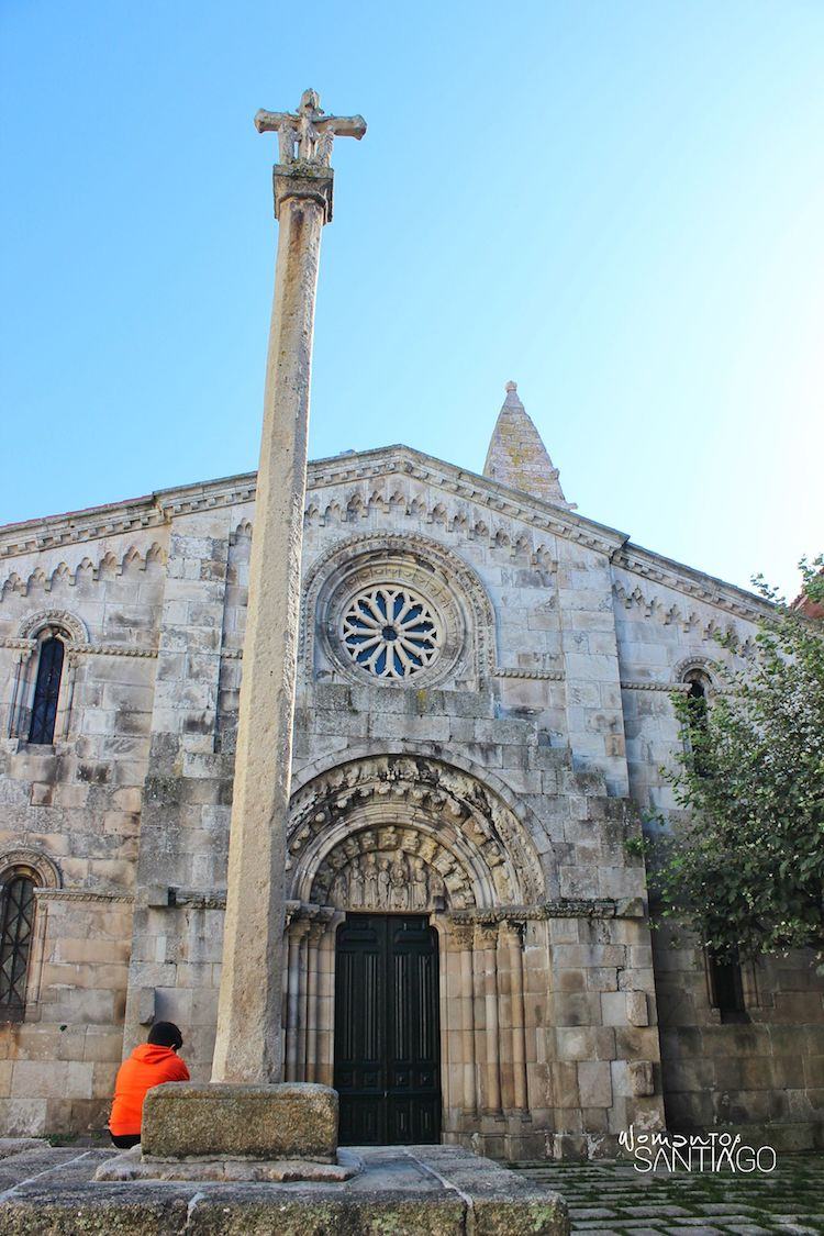 Iglesia Santa María del Campo (A Coruña)