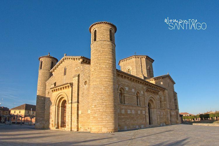 Fotografía del castillo de San Martín