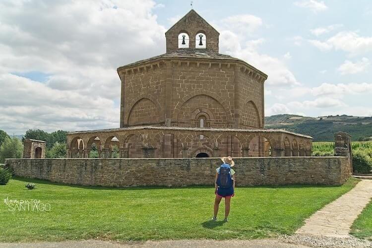 Templo de Santa María de Eunate
