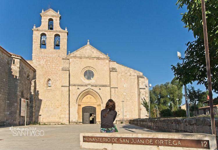 Templo Monasterio de San Juan de Ortega
