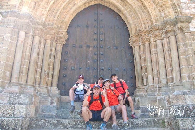 Puerta del Perdón de la Iglesia de Santiago Apóstol de Villafranca del Bierzo