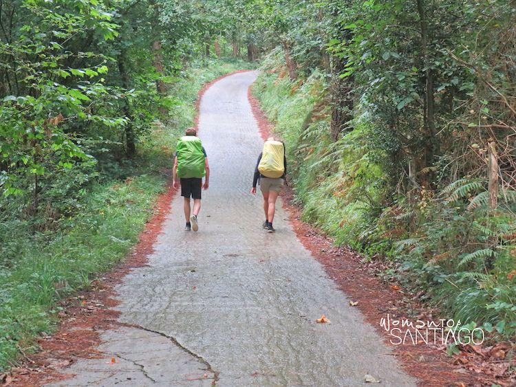 Camino de Mutriku a Markina pasando por Olatz