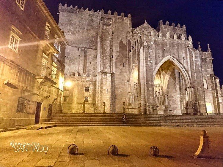 Catedral de San Telmo en Tuy