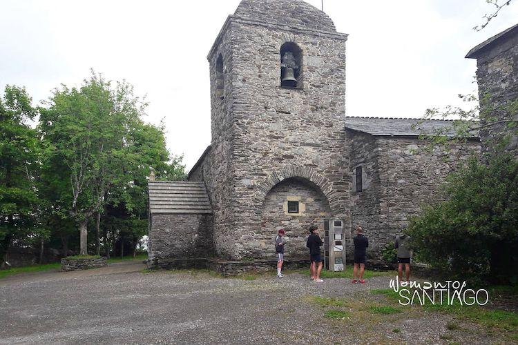 Santuario de Santa María la Real del Cebreiro