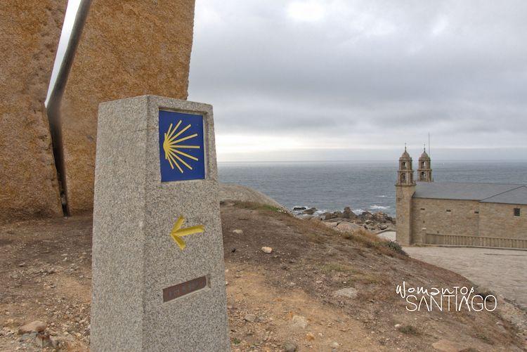 Camino de Santiago en sentido Finisterre