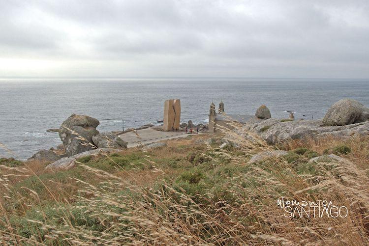 Santuario de la Virgen de la Barca en Muxía