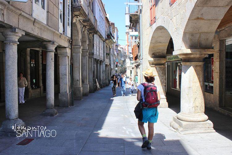 Camino de Santiago por Pontevedra