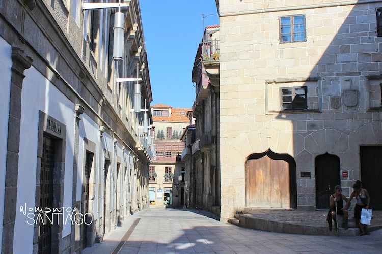 Calles de Pontevedra