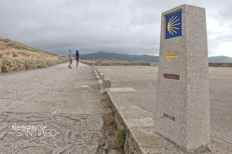 Camino de Santiago tras la Ruta de los Faros