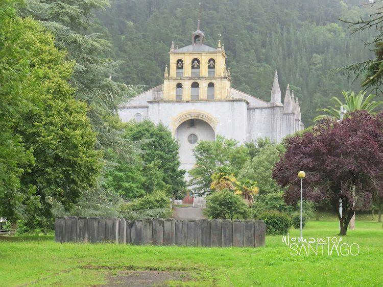 Iglesia de Santa María de Markina
