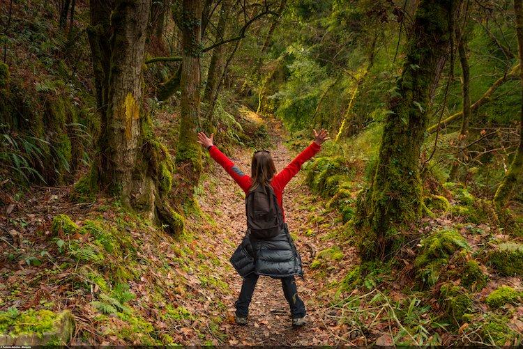 Camino de Santiago en Asturias por Cudillero