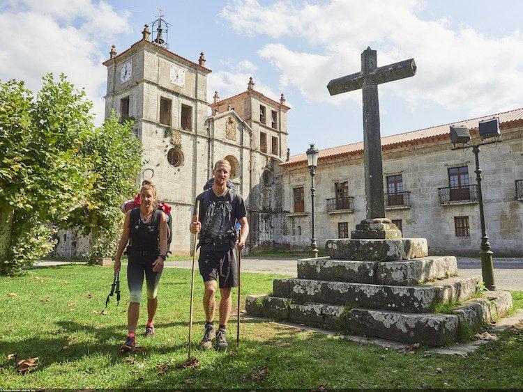 Monasterio de San Salvador cerca de Cornellana