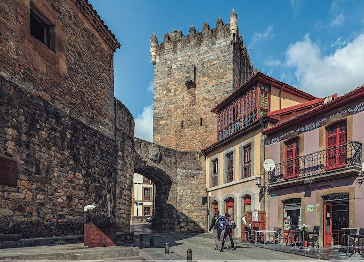 Palacio de los Valdés en Salas