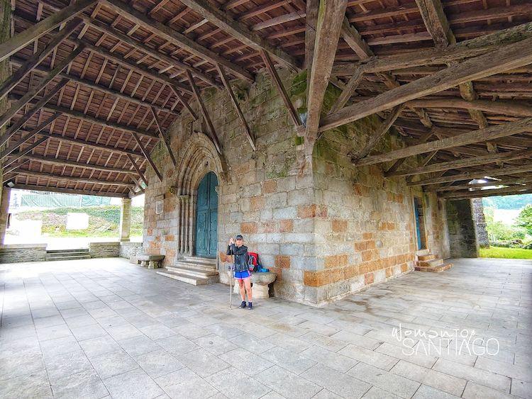 Iglesia de Vilabade